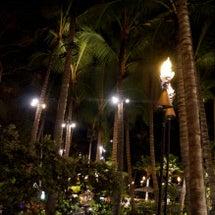 カラカウアで夜MAC…