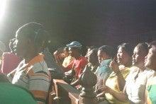 リボニア裁判 観客