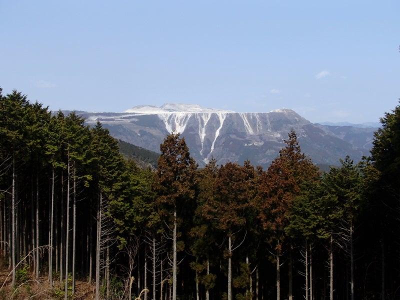 高知県仁淀川町鳥形山