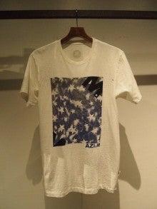 AZI by M Tシャツ 01