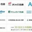 30社以上の保険会社…