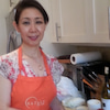 杉本佳子さんの夏の美容食クッキングレッスンの画像