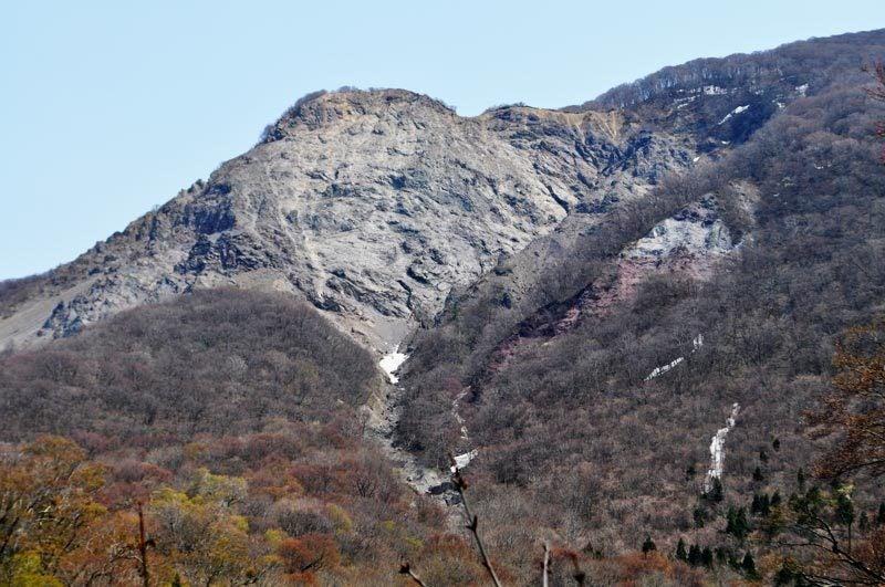 2014年4月下旬の白神山地十二湖5