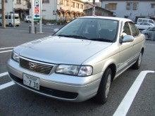 激安中古車H16日産サニー