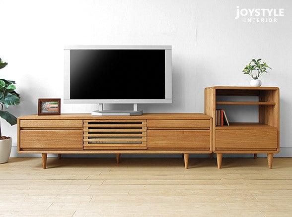 北欧風なデザインがおしゃれなCrustテレビボード