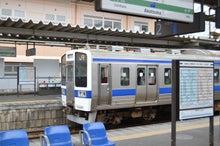 水戸線の電車