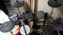 旧ドラム。