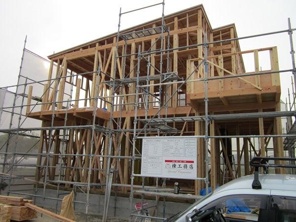 屋根仕上げ、耐震工事