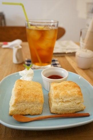 新小岩 cafe マチノ木 スコーン