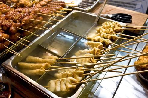 韓国料理 屋台 おでん