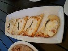 4月28日ランチクリスピーピザ