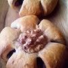 胡桃餡パンの画像