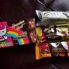 ハワイアンホーストのマカダミアンナッツチョコレートの画像