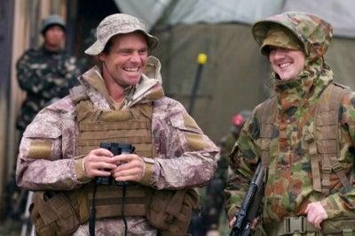 オーストラリア陸軍主催 陸軍国...