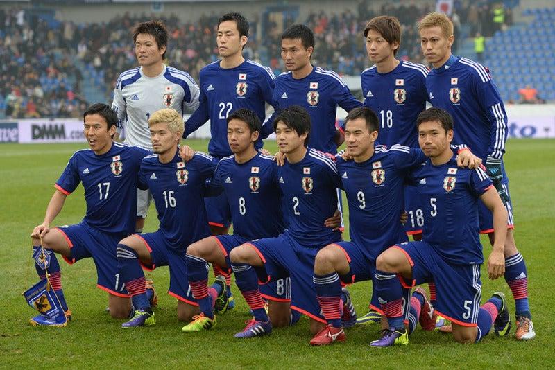 ブラジルワールドカップ グループC 日本 JAPAN JAPON