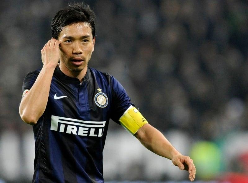 長友佑都 ブラジルワールドカップ W杯 サッカー 日本代表メンバー発表 決定 23名