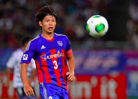 森重真人 ブラジルワールドカップ W杯 サッカー 日本代表メンバー発表 決定 23名