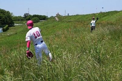 投球練習3