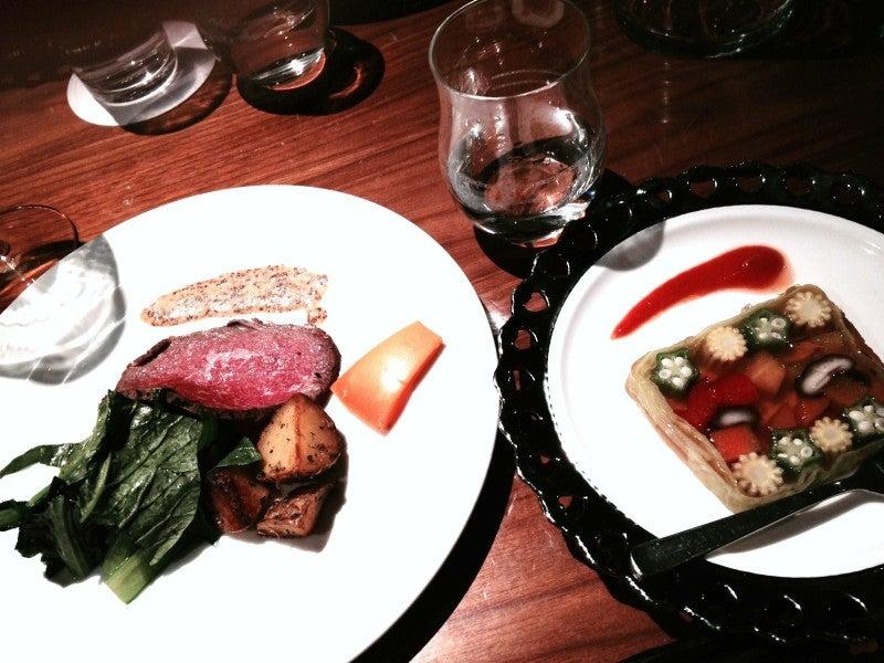鎌倉野菜と松みどりの会 at 虎ノ門「SAKE bistro W」の記事より