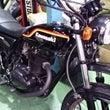 カワサキ 250TR…