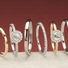「本物の風格」ジュエリーブランド雅・ローズカットDiaの婚約指環(エンゲージリング)【京都本店】の記事より