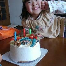 かぼちゃんの誕生日
