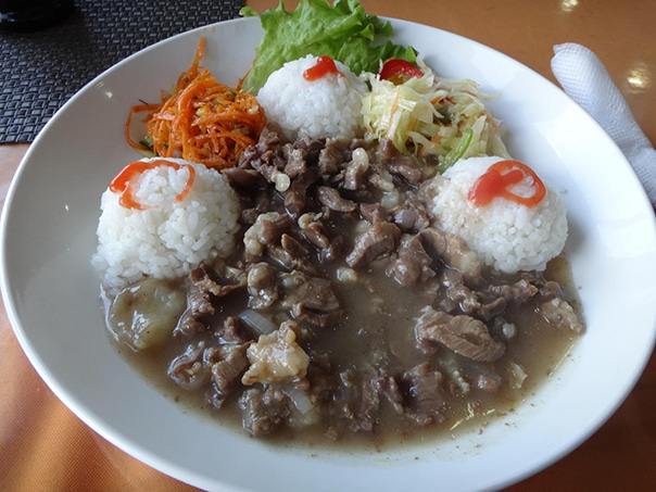 モンゴル料理