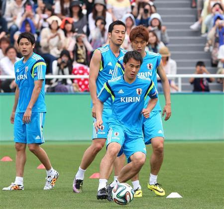 W杯前、国内最終戦「日本代表×キ...