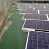 ギザギザ施工(コンクリート縁石架台)三木市周辺太陽光の画像