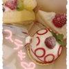 ケーキいただきました♡の画像