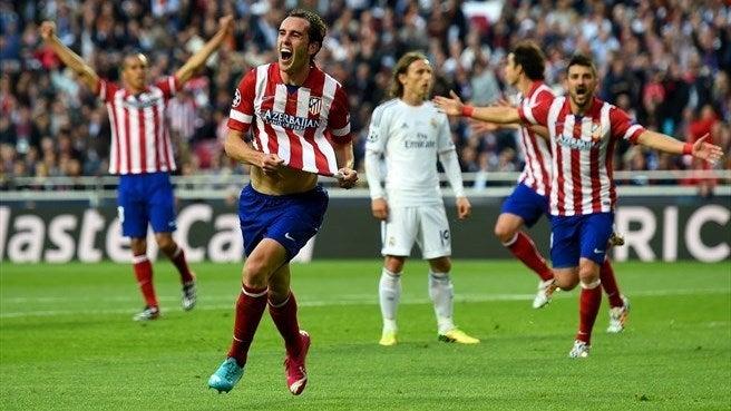 UEFAチャンピオンズリーグ 決勝 final アトレティコ レアル マドリード ダービー リスボン