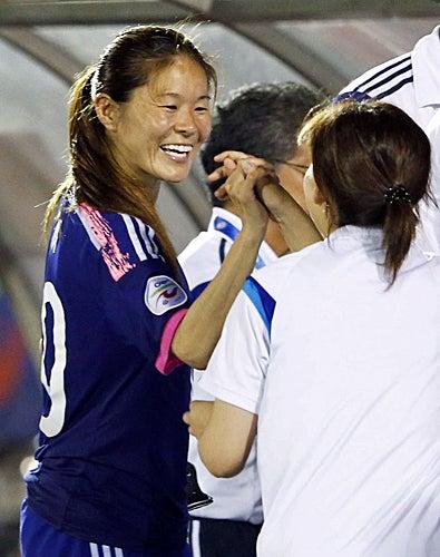 澤穂希 なでしこジャパン アジアカップ優勝 初制覇 悲願 日本 オーストラリア