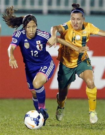 なでしこジャパン アジアカップ優勝 初制覇 悲願 日本 オーストラリア
