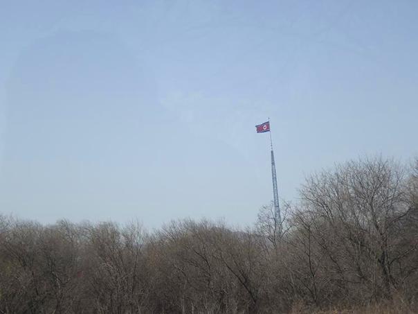 北朝鮮の国旗