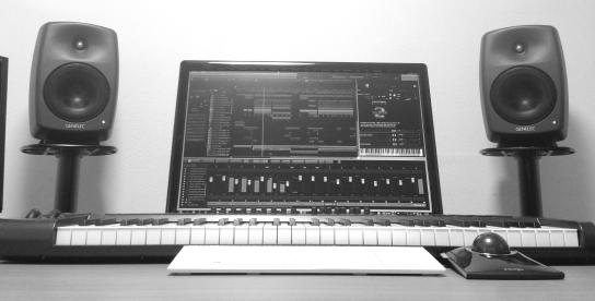 ホームスタジオ DTM Lab