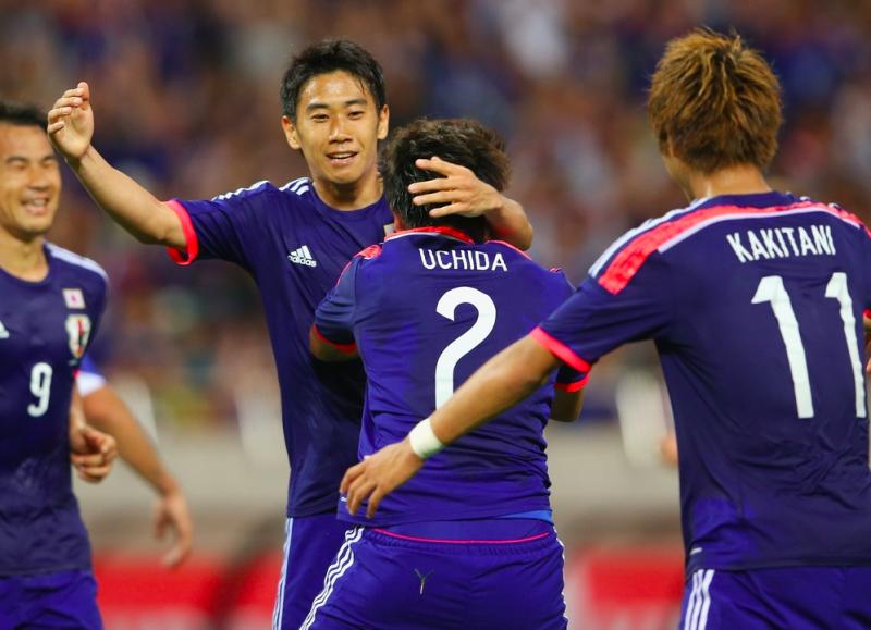 内田篤人 復帰 ゴール シャルケ サッカー日本代表 キプロス戦 壮行試合 ブラジルW杯 国内最終