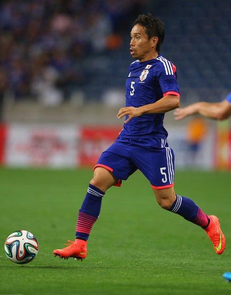 長友佑都 サッカー日本代表 キプロス戦 壮行試合 ブラジルW杯 国内最終