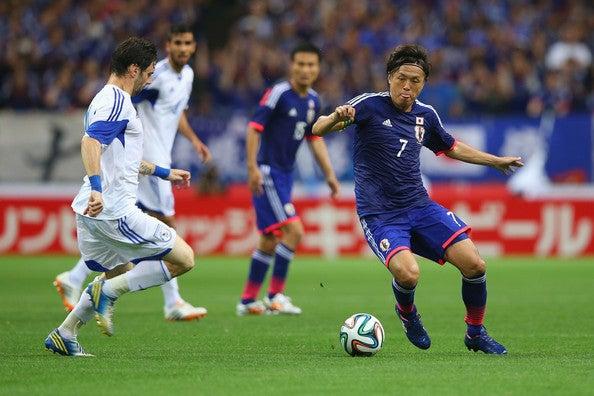 遠藤保仁 サッカー日本代表 キプロス戦 壮行試合 ブラジルW杯 国内最終