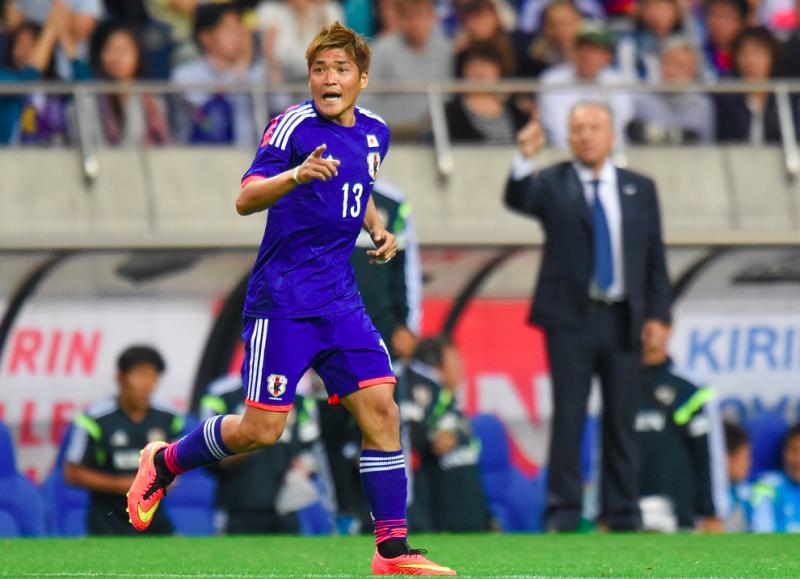 大久保嘉人 サッカー日本代表 キプロス戦 壮行試合 ブラジルW杯 国内最終