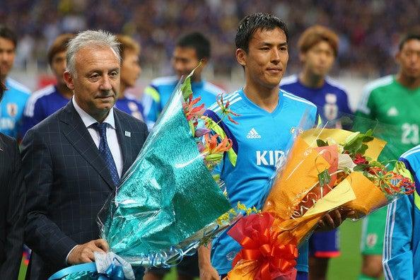 ザッケローニ監督 長谷部誠 日本代表 ワールドカップ ブラジルW杯 復帰 インタビュー