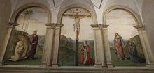 キリストの磔刑 フィレンツェ ペルジーノ