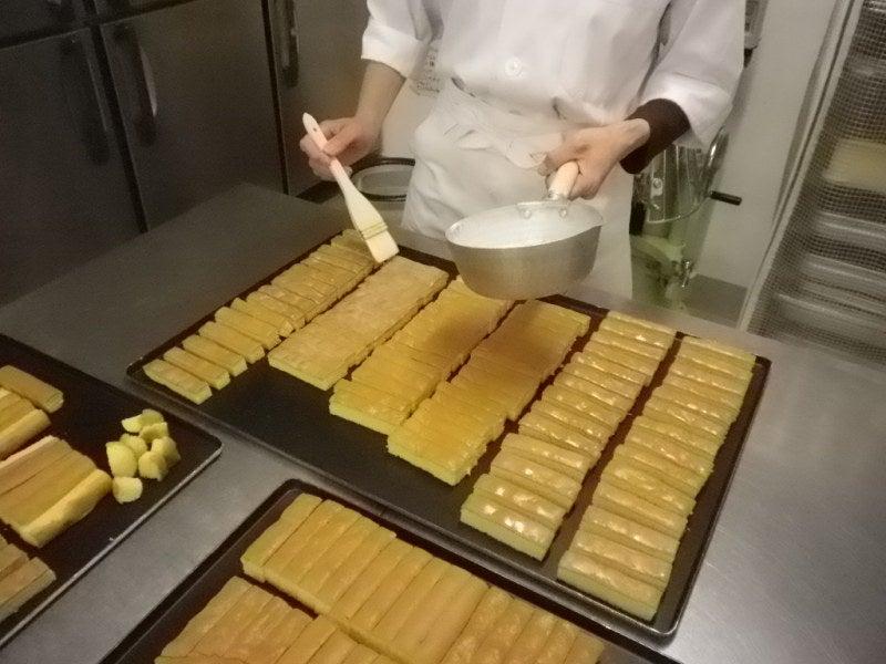 ハニーケーキラスク フォンダン
