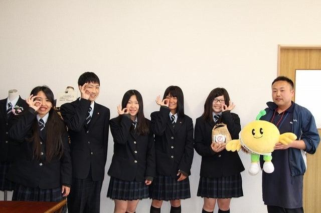 福島ひまわり里親プロジェクト ブログ[種寄贈] 福島県立岩瀬農業高等学校様コメント