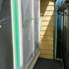 外壁各種養生とベランダFRP防水面断熱塗装仕上げが順調に進みます。の画像
