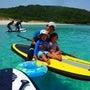 浦田ビーチで海遊び!