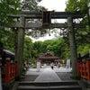 磐座郡のパワーがすごい★京都の出雲大神宮の画像
