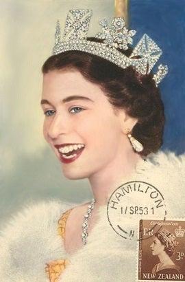 英国王室エリザベス2世(女王)88...