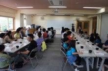 20140525田植えツアー47道の駅地元食材の昼食