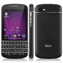 Qwertyキー付3gスマホ Simフリー Mpie Mp108 Android4 2 Simフリースマートフォン タブレットのスマート本舗 店長のブログ