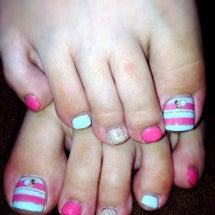 FOOT NAIL♪…